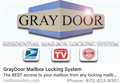 GrayDoorMailboxSecurity